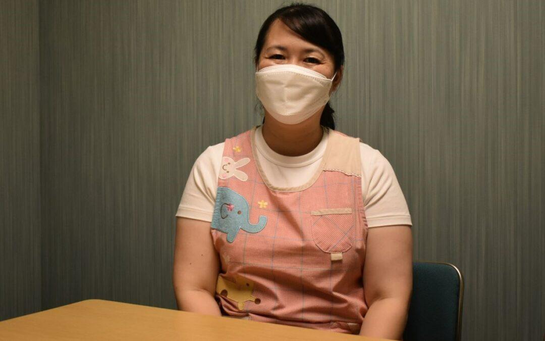 和光なかよしこども園 岩田 裕美さん